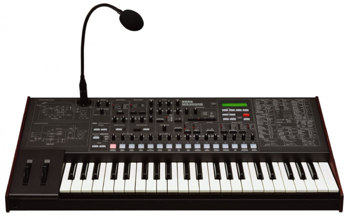 Korg 'MS200' synth