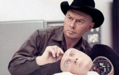 Man & Machine - Yul Brynner