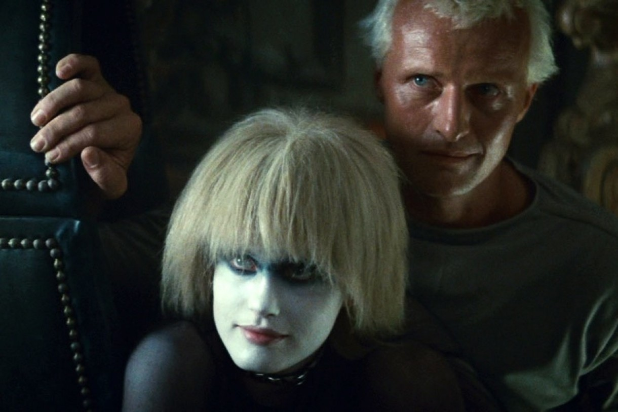 Roy & Pris - Blade Runner