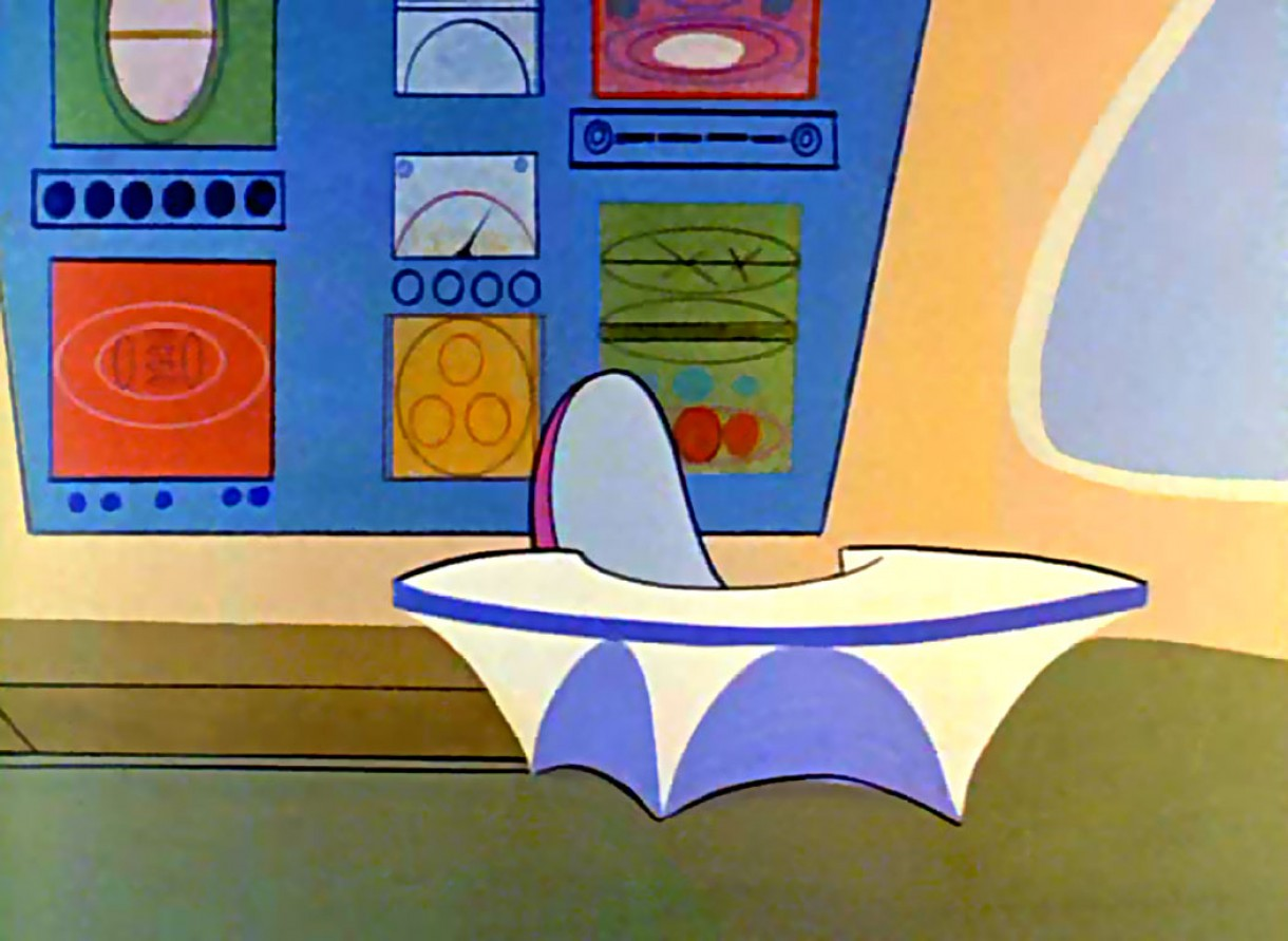 1962 'The Jetsons' George's Office
