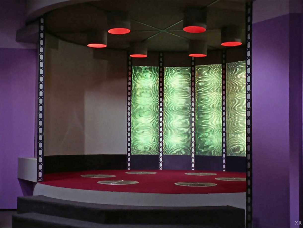1966 'Star Trek' Transporter Room