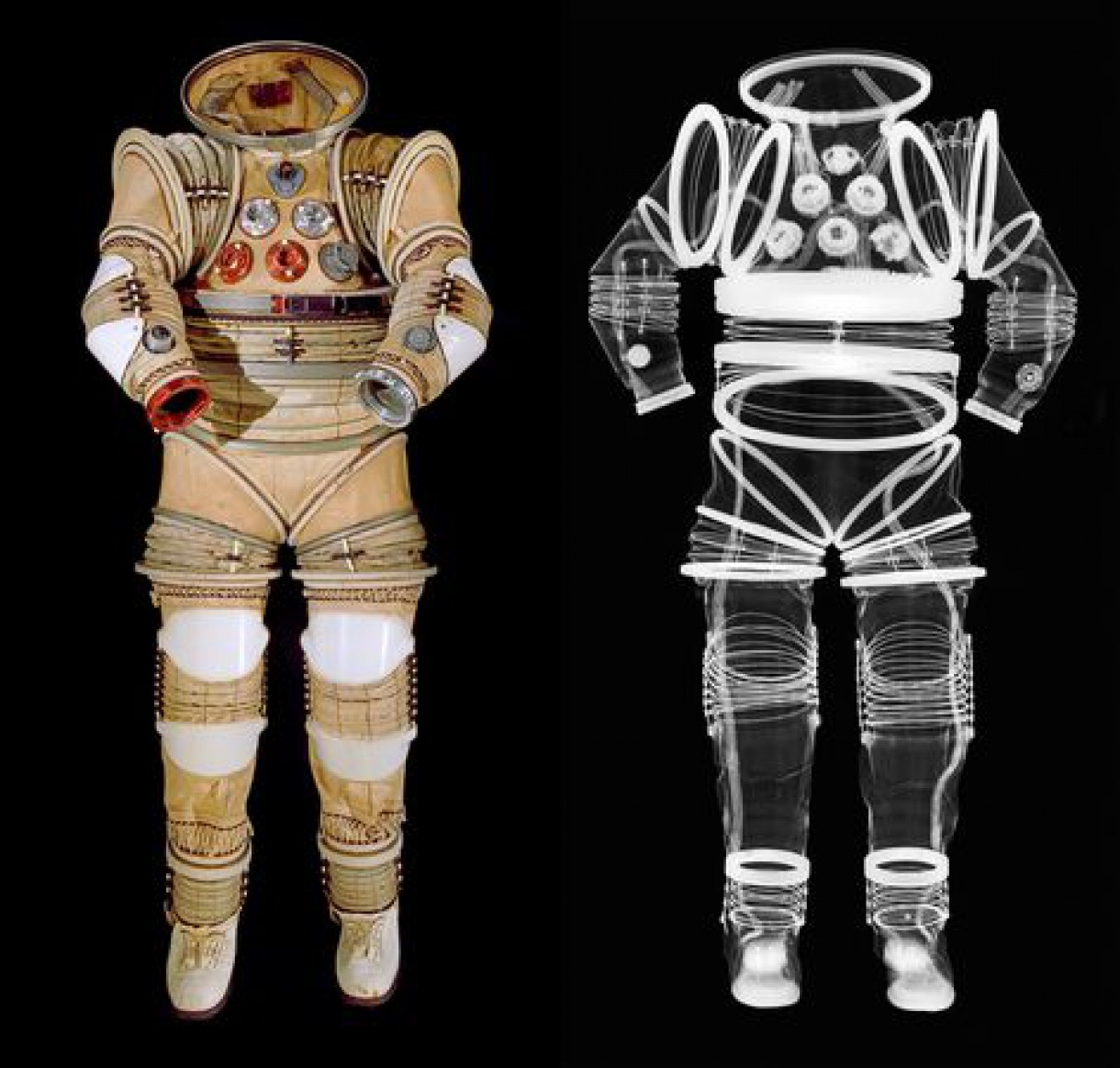 X Ray Suit Comparison