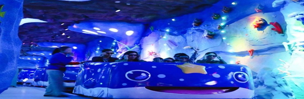 Mermaid Dark Ride 4D